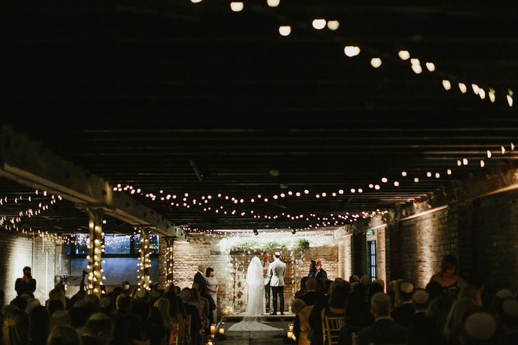 Magical Fairy Lights for Wedding Ceremony