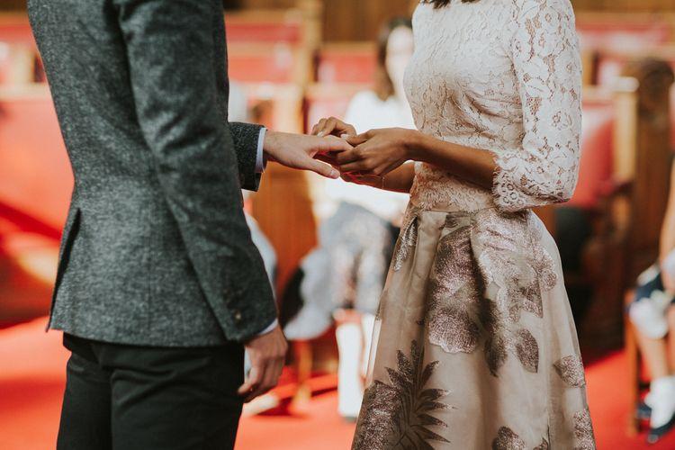 Civil Wedding Ceremony At Islington Town Hall