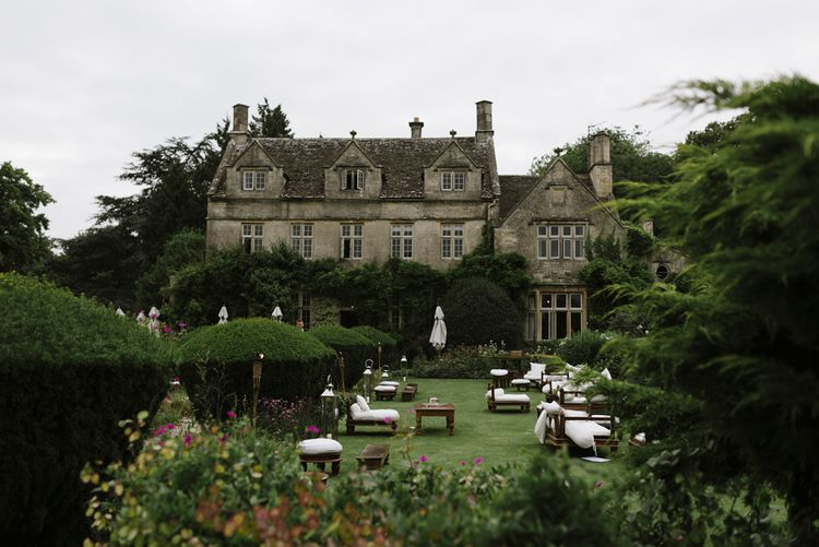 Elegant Barnsley House Wedding