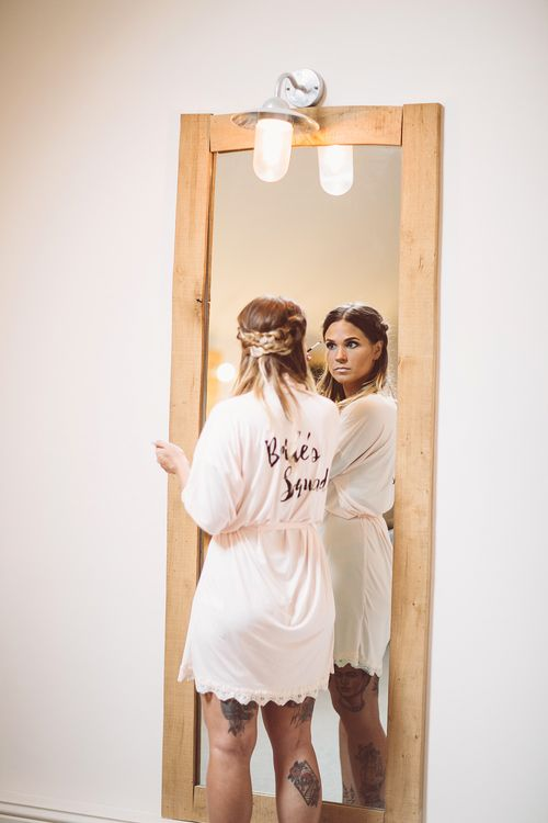 Brides Squad Matching Robes | Lemonade Pictures