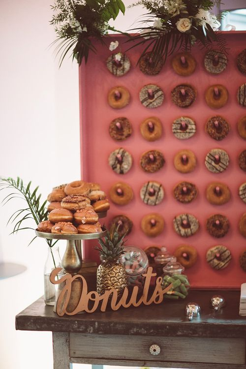 Donut Wall | Lemonade Pictures