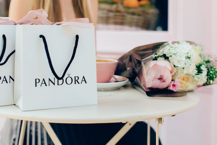 Thank You Gifts For Bridesmaids From PANDORA