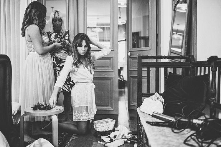 Getting Ready   Bridal Prep