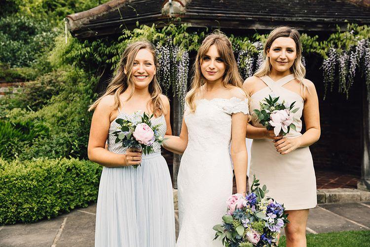 Bride & Best Girls