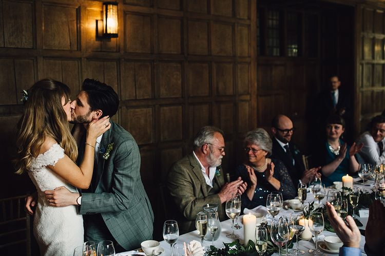 Wedding Speech by The Bride