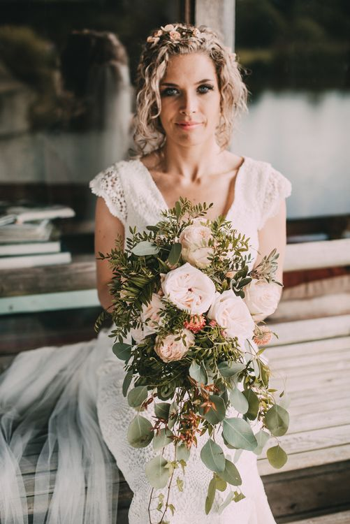 Bride in Daughters of Simone