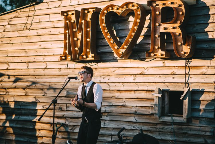 Wedding Entertainment Guitarist