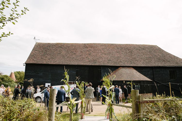 The Great Barn Rolvenden Wedding Venue in Kent