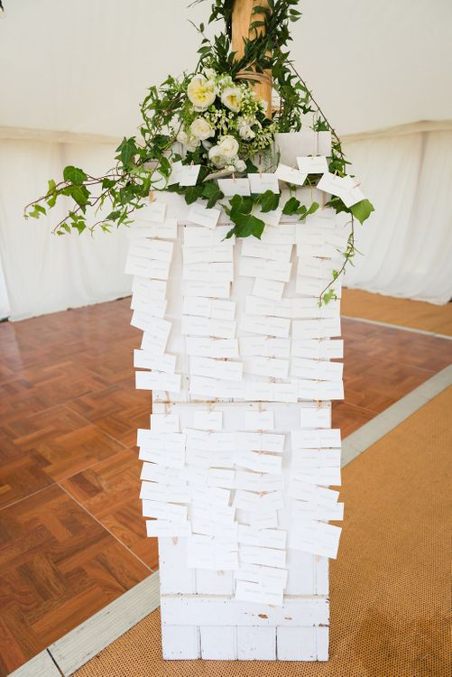 Table Plan   Turner & Moss Photography