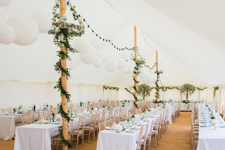 Elegant Greenery & White Rustic   Turner & Moss Photography