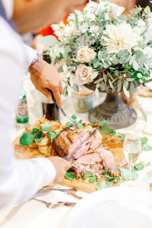 Elegant Pastel Wedding at Gaynes Park, Essex | White Stag Wedding Photography | At Motion Film