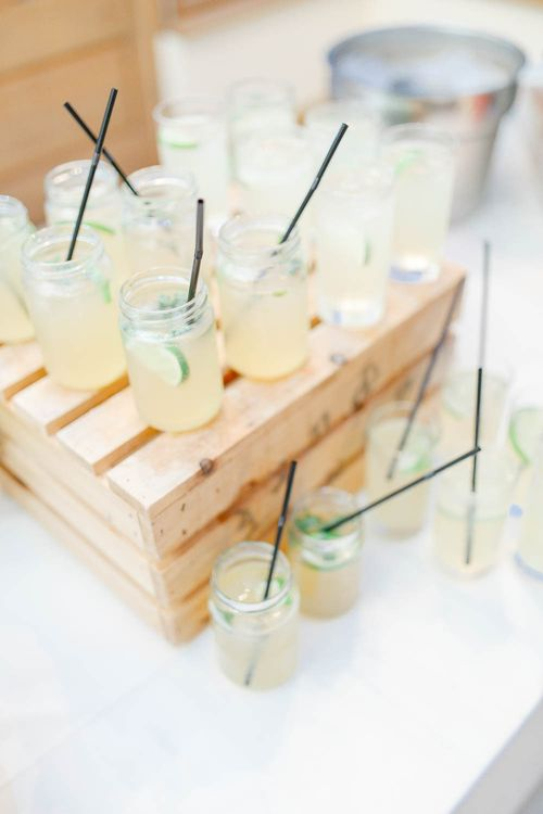 Cocktail Crate | Elegant Pastel Wedding at Gaynes Park, Essex | White Stag Wedding Photography | At Motion Film