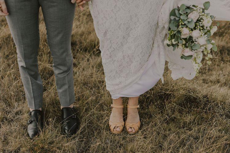 Bride & Groom Wedding Shoes