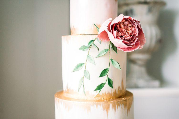 Beautiful cake from Kate Burt Cakes