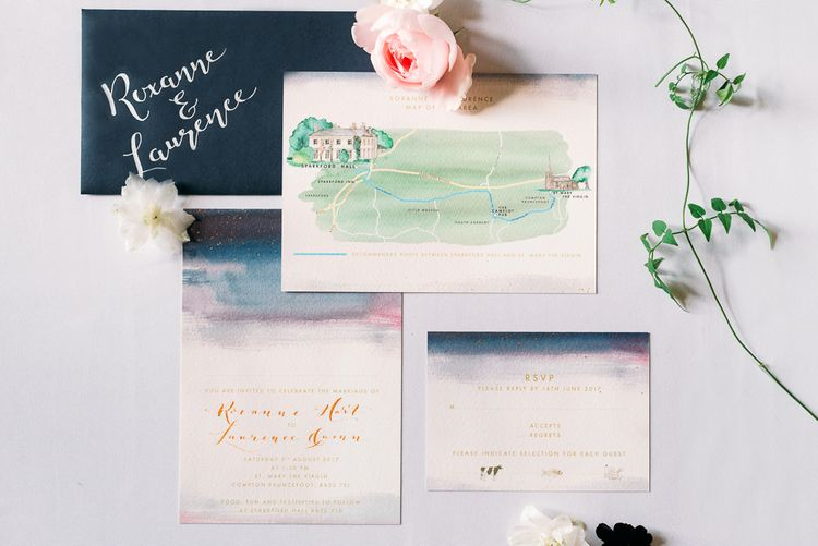 Stunning Stationery by RMW The List Member De Winton Paper Co.
