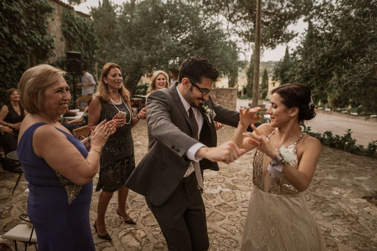 Multicultural Wedding at Els Calderers in Mallorca, Spain | Pablo Laguia Photography | HUMá06 Film
