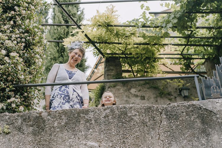 Elegant Family Destination Wedding at Malcesine in Italy, Planned by Lake Garda Weddings | Georgina Harrison Photography
