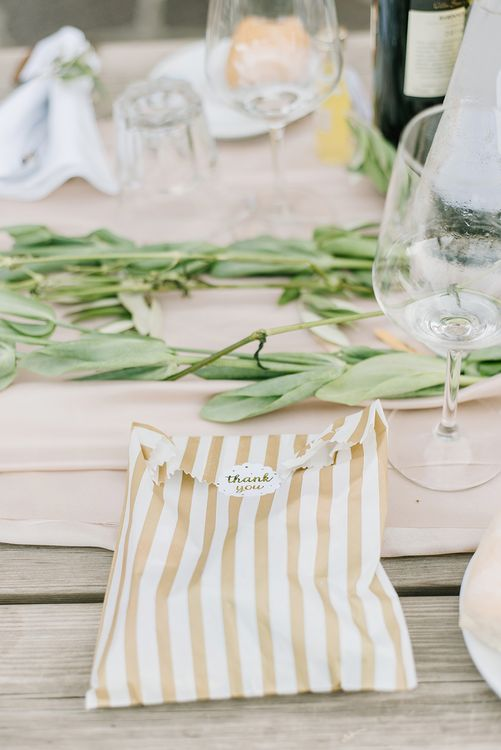 Wedding Favours | Elegant Family Destination Wedding at Malcesine in Italy, Planned by Lake Garda Weddings | Georgina Harrison Photography