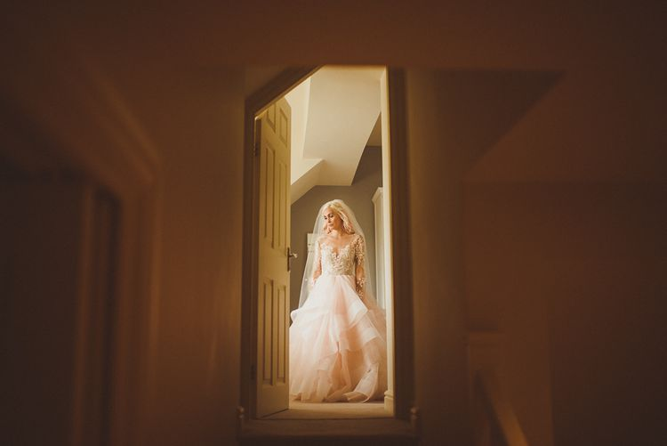 Lorelei By Hayley Paige Elegant Marquee Wedding The 3 Acres Yorkshire With Groomsmen In Tails And Images From Matt Penberthy Photography