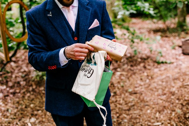 Watch Present   Brightly Coloured Woodland Wedding   Epic Love Story Photography