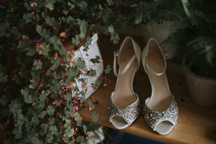 No 1 by Jenny Packham Bridal Shoes