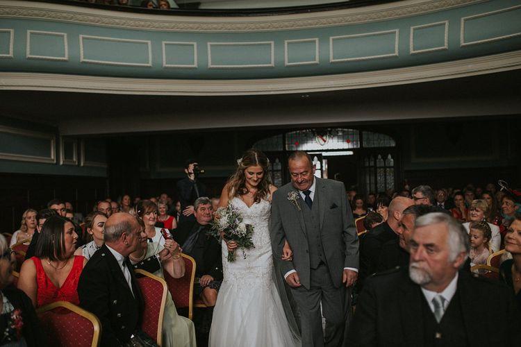 Stornoway Town Hall Wedding Ceremony
