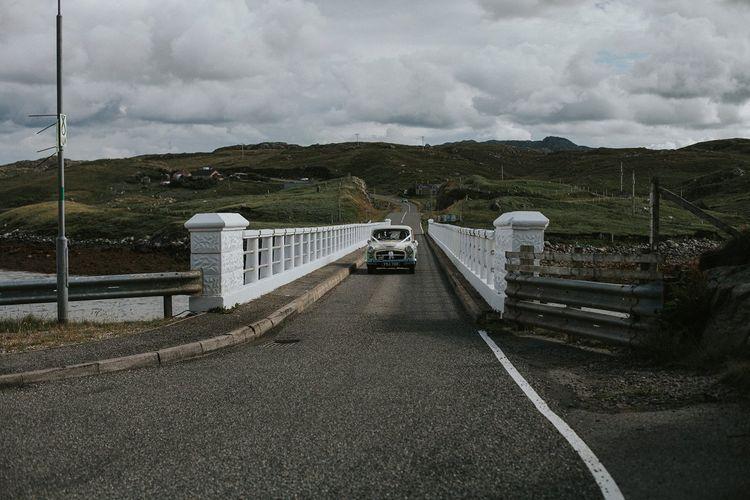 Isle Lewis Outer Hebrides Bridge