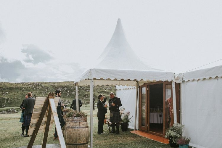 North of Scotland Marquees on Isle Lewis