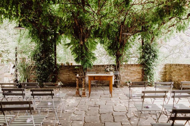 Rustic Wedding In Italy At Locanda Rosa Rosae With Intimate Candle Lit Dinner & Bride In Mango Dress With Veil By AM Faulkner With Images From Alen Karupovic