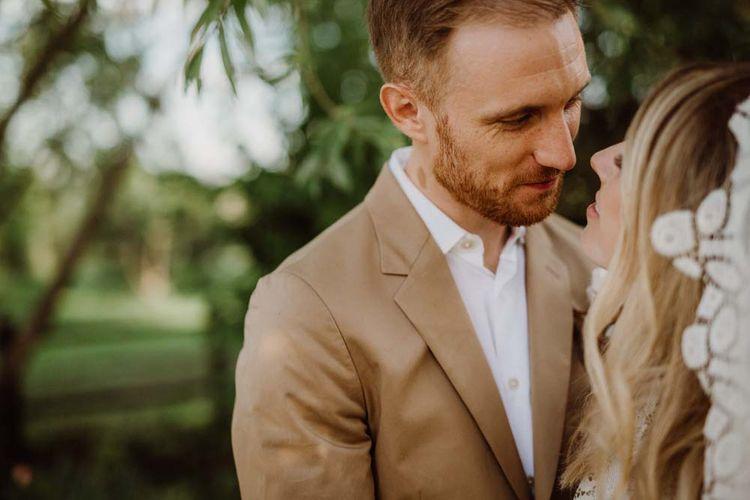 Bride & Groom Destination Wedding In Italy