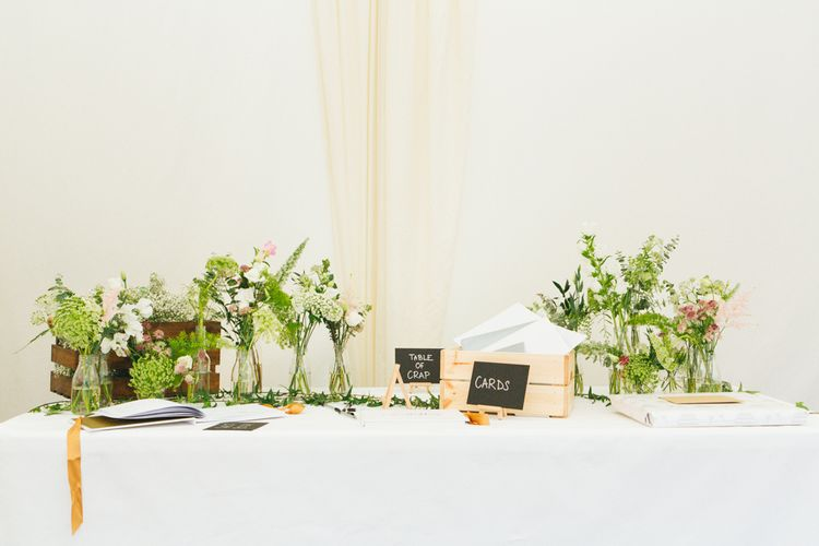 Contemporary Nigerian Wedding At Painshill With Botanical Styling