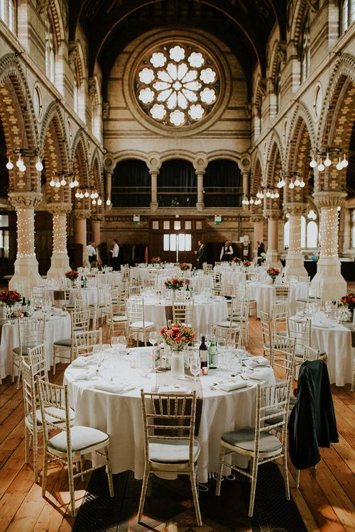 Luxe Wedding at St Stephen's Trust, Deconsecrated Church in Hampstead, London | Irene yap Photography
