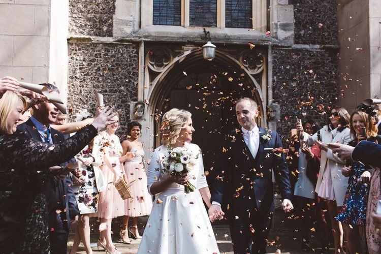 St Leonards Dalston Wedding