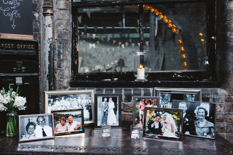 Industrial Wedding Venue London MC Motors