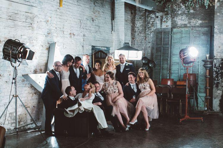 Wedding Party In Needle & Thread