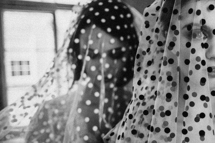 Spotty Veils by AM Faulkner