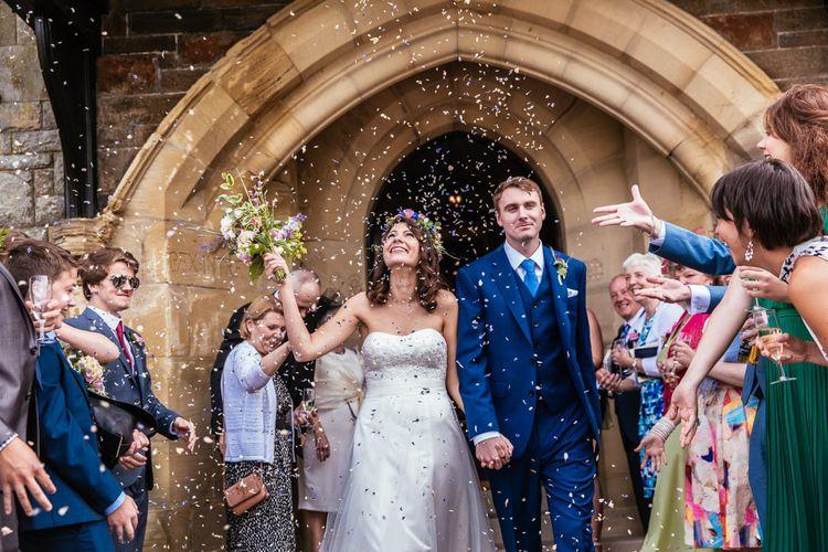 Bride & Groom Confetti