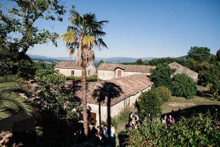 Spanish Villa Wedding Venue