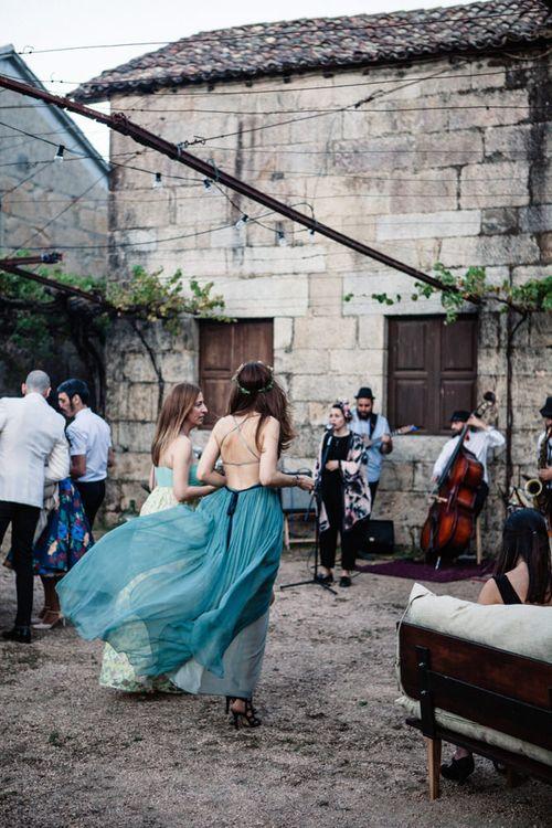 Authentic Spanish Wedding