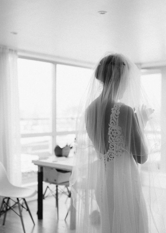 Bride in Pronovias Gown | The Harbour Church Portsmouth Wedding | Emily & Steve Photography