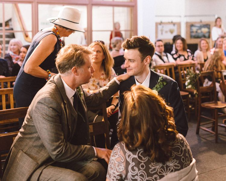 Wedding Guests | The Harbour Church Portsmouth Wedding | Emily & Steve Photography