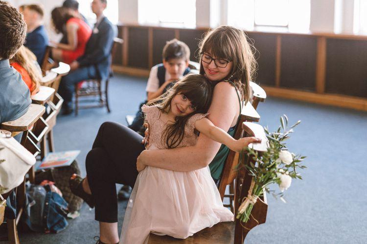 Wedding Ceremony | The Harbour Church Portsmouth Wedding | Emily & Steve Photography
