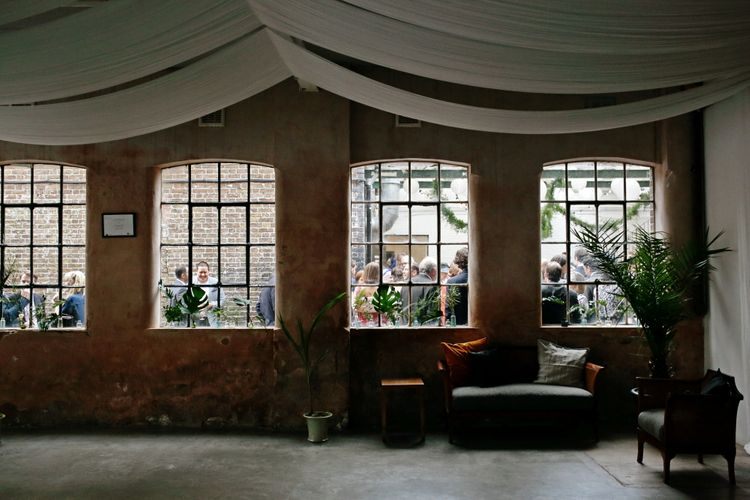 Loft Studios Wedding Venue | Dasha Caffrey Photography