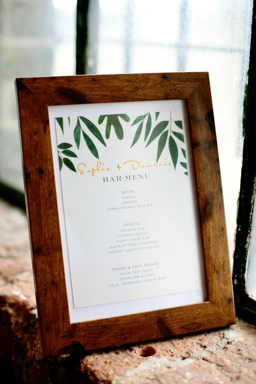 Papier Wedding Stationery | Dasha Caffrey Photography
