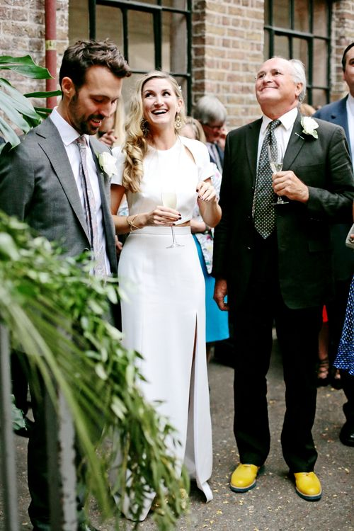 Wedding Speeches | Dasha Caffrey Photography