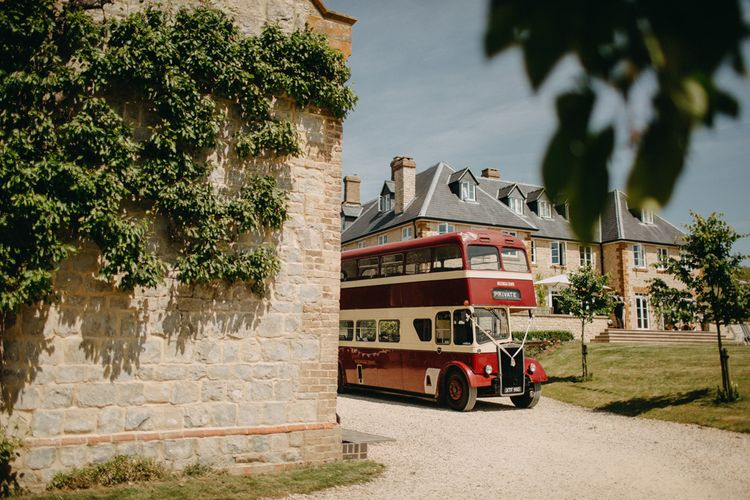 DIY Rustic Wedding At Longbourn Barn Warwickshire With Bride In Claire Pettibone With Reception Catered By The Family & Images By Frances Sales