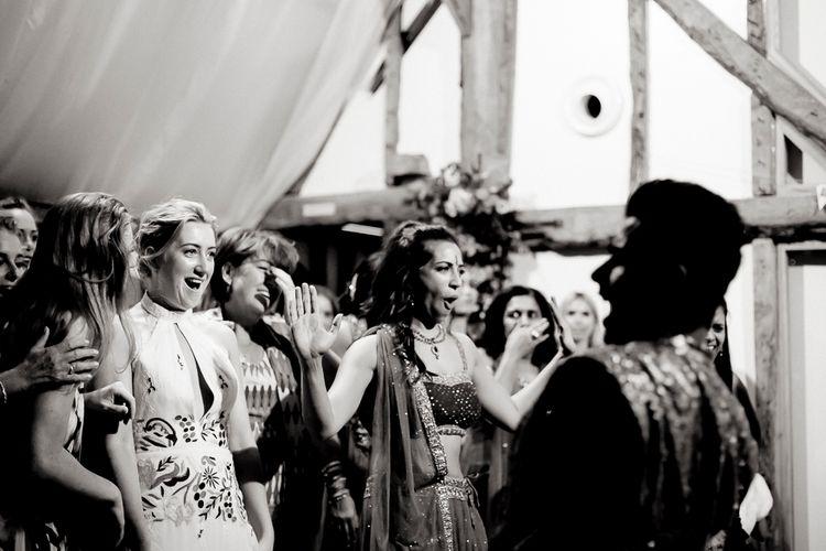 Indian Wedding Dancing