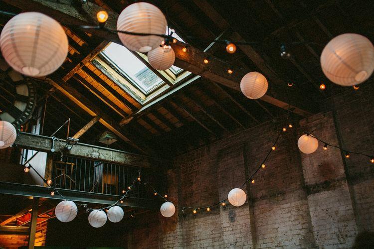 Lanterns At Brixton East Wedding Venue