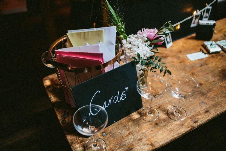 Wedding Details At Brixton East Wedding Venue