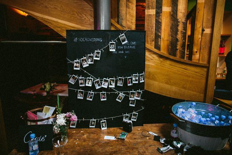 Wedding Decor Details At Brixton East Wedding Venue